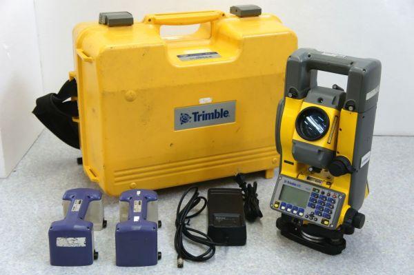 Nikon Trimbleのトータルステーションを買取致します。